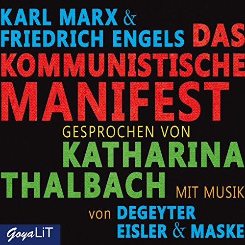 Das kommunistische Manifest Titelbild