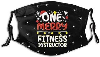 Promini A Happy Fitnesstränare personlig munhylsa återanvändbar munskydd