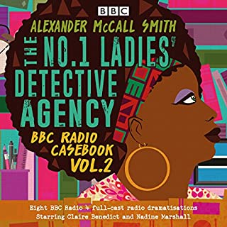 The No.1 Ladies' Detective Agency: BBC Radio Casebook, Vol.2 cover art