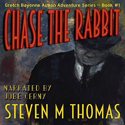 Chase the Rabbit audiobook cover art