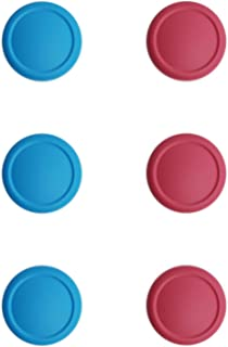 Skull & Co. Switch・Switch lite Joy-con (交換用) ジョイスティックカバー ジョイコン キャップ 修理 紛失 破損「ザシアン・ザマゼンタ」
