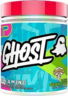GHOST AMINO: WARHEADS® Sour Green Apple (40 Serv) Amino Acids