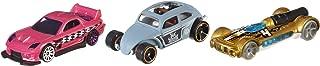 Hot Wheels Mattel (3 Pack) Design May Vary
