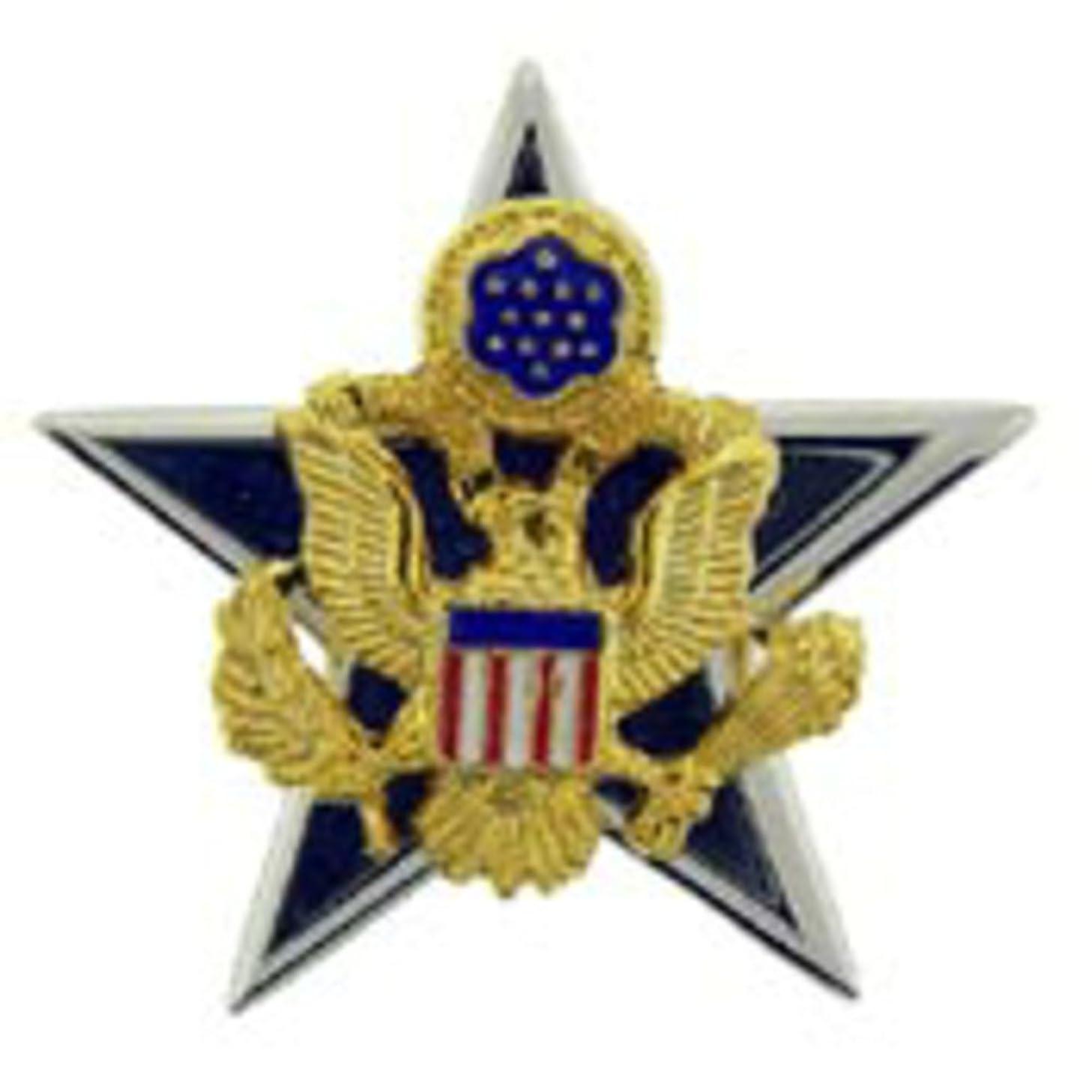 EagleEmblems P10465 Pin-Army,General Staff (1'')