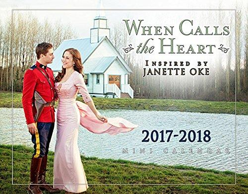 Calendar-2017-2018-Mini-When Call the Heart