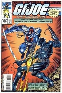 G.I. Joe A Real American Hero #150 - (1)