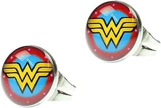 Wonder Woman Stud