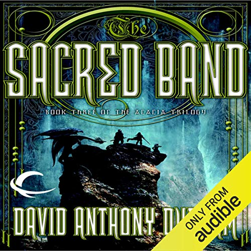 Couverture de The Sacred Band