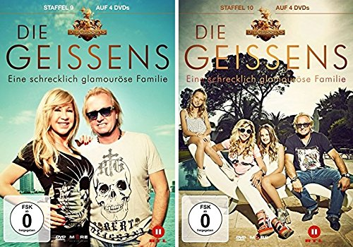 Staffel 9+10 (8 DVDs)