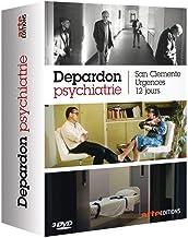 Depardon psychiatrie - Coffret : San Clemente + Urgences + 12 jours