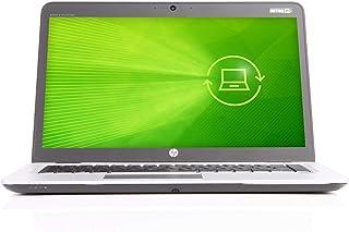 Amazon Renewed EliteBook 840 G3 Ultrabook 1 J. Garantie 35.6cm (14 Zoll ) Full HD Intel Core i5 bis zu 3.0GHz 8GB RAM 256GB SSD Webcam Win10 Pro Softwarepaket (Generalüberholt) Black