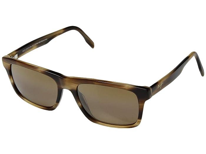 Maui Jim  Waipio Valley (Chestnut) Fashion Sunglasses