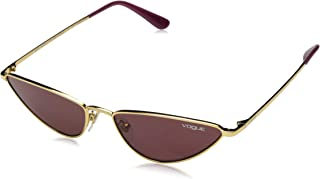 VOGUE Women's Special Collection by Gigi Hadid VO4138S Lafayette Cat Eye Metal Sunglasses
