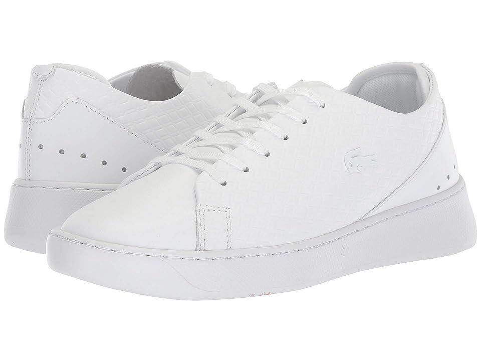 Lacoste Eyyla 418 1 (White/White) Women