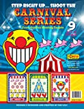 GunFun Shooting Targets Carnival Shoot Series 9 Pack