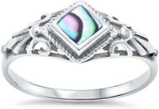 Best sterling silver shell jewelry Reviews