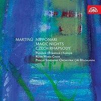 Nipponari / Magic Nights / Czech Rhapsody by B. Martinu (2008-11-25)