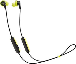JBL - JBLENDURRUNBTBNL Endurance Run BT Sweat Proof Wireless in-Ear Sport Headphones (Yellow)