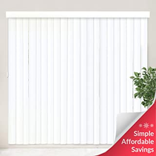 kitchen patio door blinds