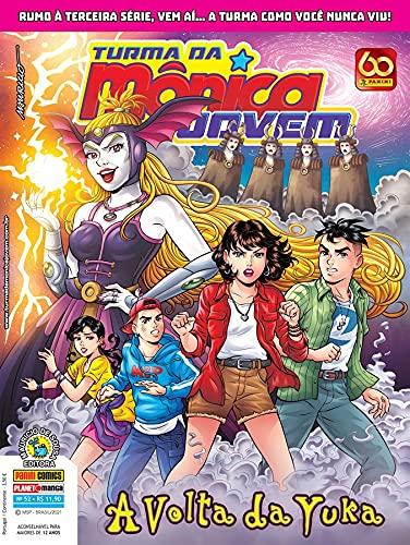 Turma Da Monica Jovem (segunda Serie) N.52