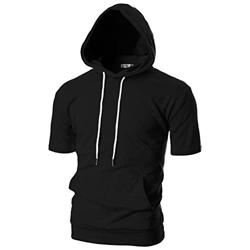 Mens Most Popular Hoodie Casual Fashion Black Can Am Hoodie