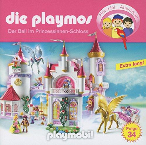 Die Playmos - Folge 34: Der Ball Im Prinzessinnen-Schloss (Das...