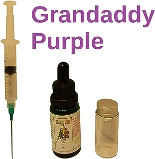 Granddaddy Purple Terpene Infused Liquidizer 15ml Mixing Kit 99% Pure Colorado Terpenes Strain Profiles