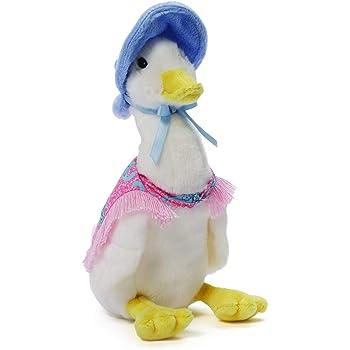 """GUND Classic Beatrix Potter Jemima Puddleduck Stuffed Animal Plush, 7.5"""""""