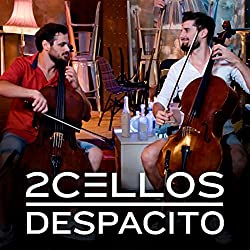 Télécharger le single Despacito de 2CELLOS