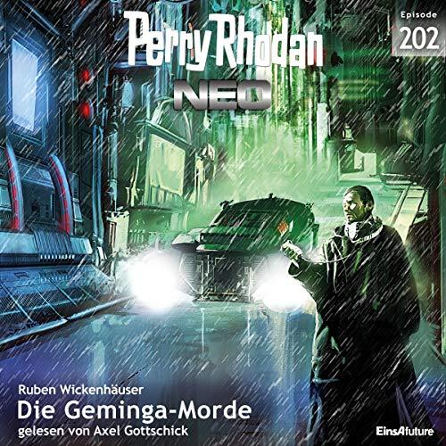 Die Geminga-Morde cover art