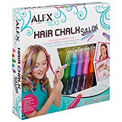 ALEX Spa Hair Chalk Salon At First I Thought This One Was Going To Be A No Go My Daughter Got As Birthday Present From Her Dad