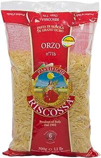 Riscossa Semi Di Orzo Pasta, 500 g