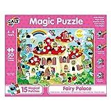 ASA Toys-Galt Toys Puzle Mágico – El Palacio de Las Hadas GA1003397