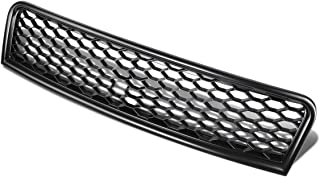 For Audi A4/Quattro/S4 ABS Plastic Honeycomb Mesh Style Front Grille (Black) - B6 Typ 8E/8H