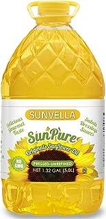 Best natural sunflower oil Reviews