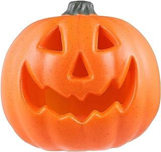 SOLUSTRE Halloween Pumpkin Lamp Pumpkin Lantern Jack-O-Lantern Halloween Decorative LED Lights for Halloween Party Decor