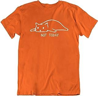 100% Coton T-ShirtChat Mignon Imprimé À Manches Courtes T-ShirtDoux Taille UE Amusant Été T-Shirt Femme Homme Hauts