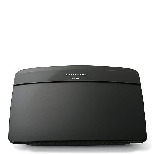 Linksys E1200: Amazon com