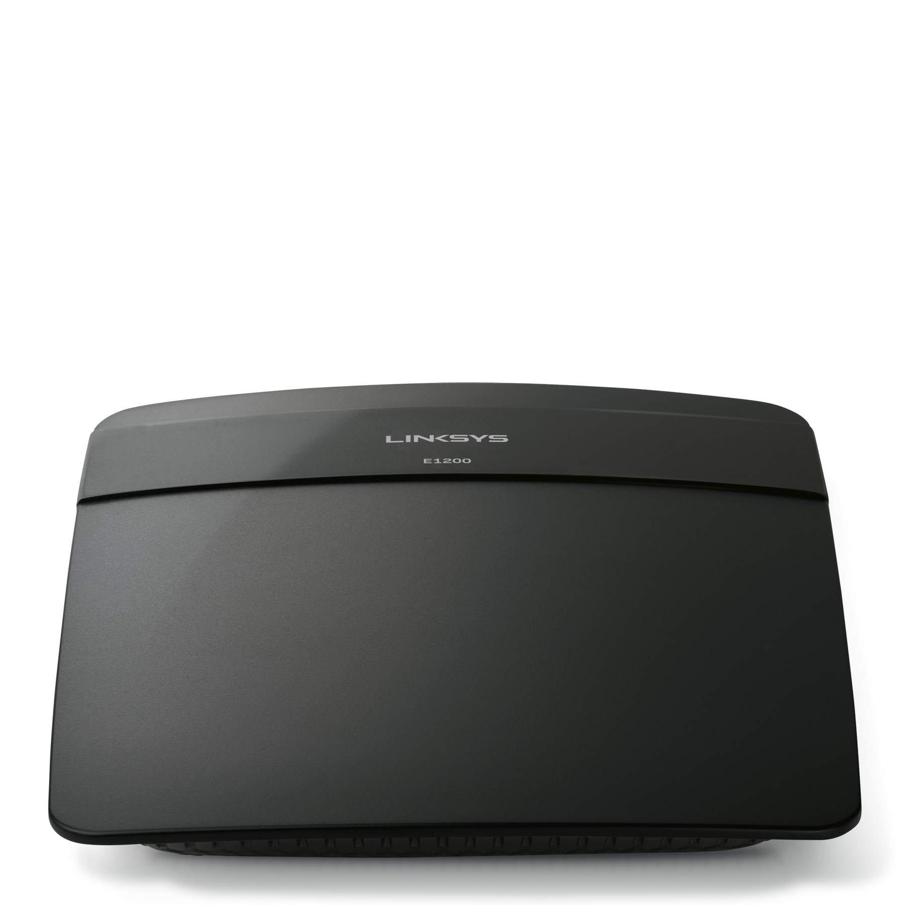 Linksys Wireless Including Parental E1200