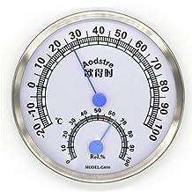Q-BAIHE Temperatura de Alta precisión y termómetro de Humedad y medidor de Humedad