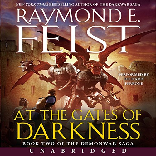 At the Gates of Darkness audiobook cover art
