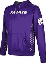 ProSphere Kansas State University Men's Pullover Hoodie, School Spirit Sweatshirt (Geo)