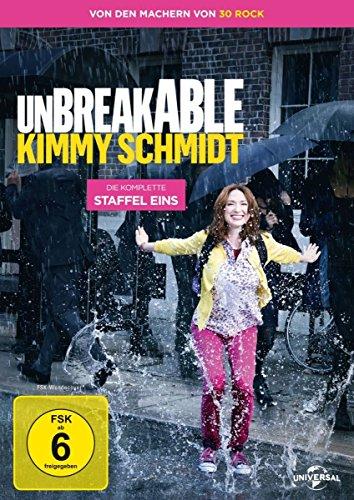 Unbreakable Kimmy Schmidt - Die komplette Staffel eins [2 DVDs]