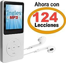 Curso de INGLES MP3 - (Incluye reproductor MP3 compacto con 100 Lecciones + Libro Gu?a)