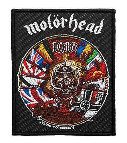 Motörhead Aufnäher - 1916 Patch - Gewebt & Lizenziert !!