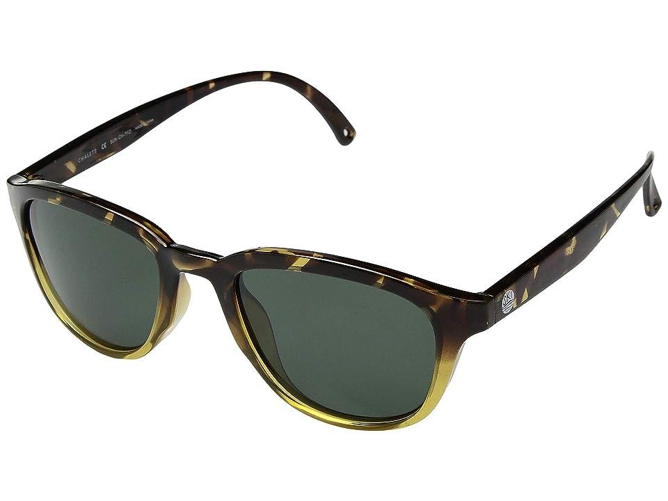 Retro Sunglasses | Vintage Glasses | New Vintage Eyeglasses Sunski Chalet Tortoise Forest Sport Sunglasses $68.00 AT vintagedancer.com