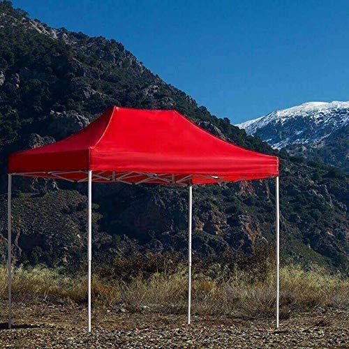 Regalos Miguel - Carpas Plegables 3x2 - Carpa 3x2 Eco - Rojo...