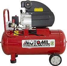 Moto Compressor de Ar 8,7 Pcm 50L MAm-8,7/50 Motomil 220V