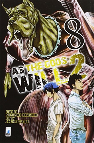 As the gods will 2 (Vol. 8)