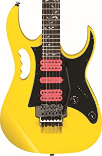 Ibanez Steve Vai JEMJRSP - Yellow